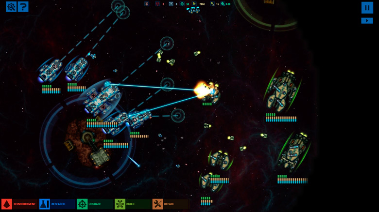 «Battlevoid Sector Siege» — новая RTS во вселенной «Battlevoid»
