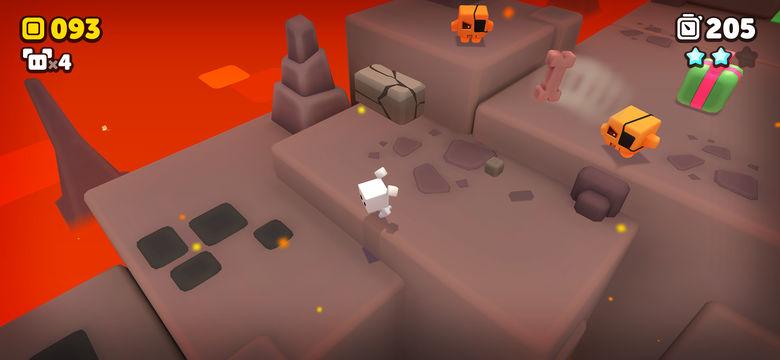 Горячо ожидаемый платформер «Suzy Cube» от «Noodlecake Games» появился в AppStore