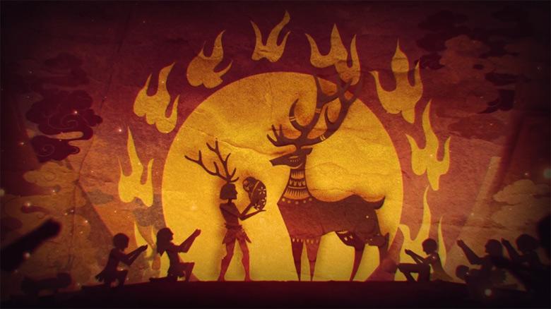 «Nishan Shaman» – ритм-игра, соединяющая в себе музыку и легенды [предзаказ]