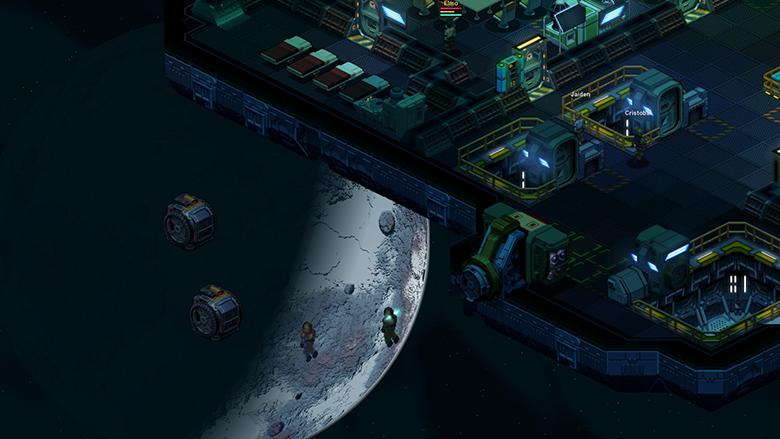 «Space Haven»: первый трейлер и новые скриншоты