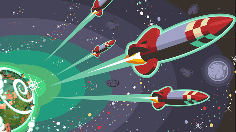 «Rocket Valley»: приготовьтесь ко взлёту!