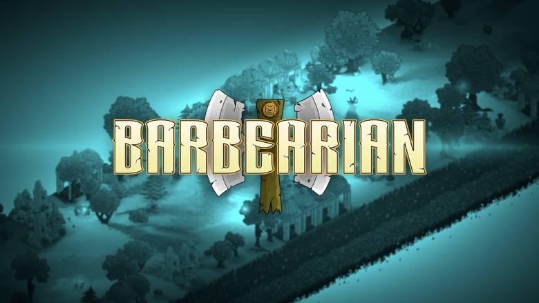 «Barbearian» – варвар в медвежьей шкуре вышел на тропу войны