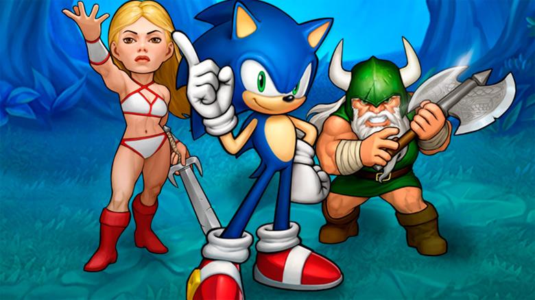 «SEGA Heroes» – новые герои, старые грабли [софт-запуск]
