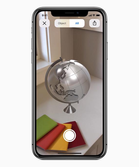 ARKit 2: более точный, более умный, более функциональный