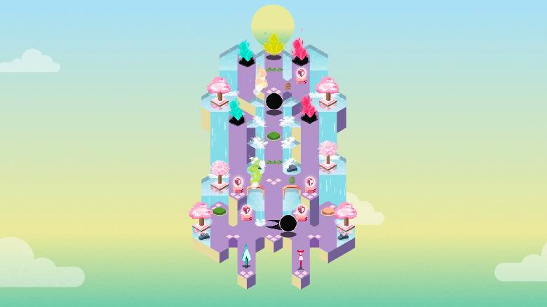 Увлекательная головоломка «Umiro» доступна в AppStore