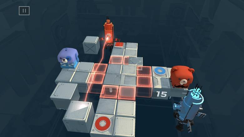 «Death Squared» – одна из лучших головоломок для двоих