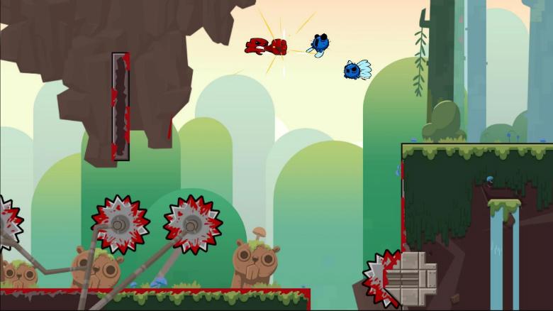 Хардкорная «Super Meat Boy Forever» жива и готовится к выходу для iPhone и iPad