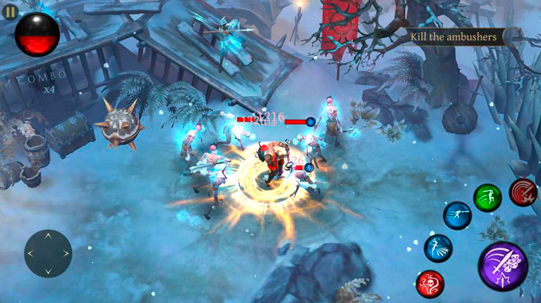Hack'n'slash RPG «Bladebound» от Artifex Mundi выйдет на следующей неделе