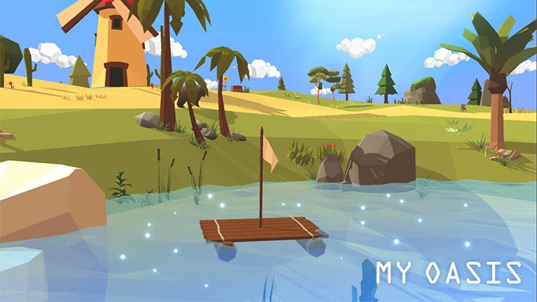 «My Oasis»: ваш личный уголок природы