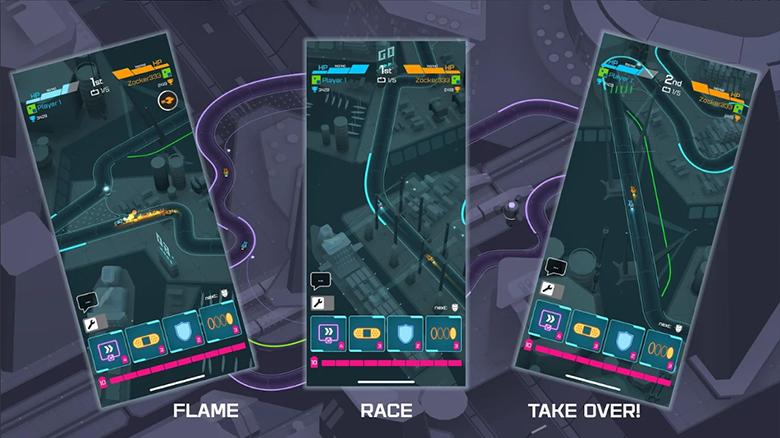 Гонки будущего «Hyperdrome» уже проходят бета-тестирование на Android. Скоро и для iOS