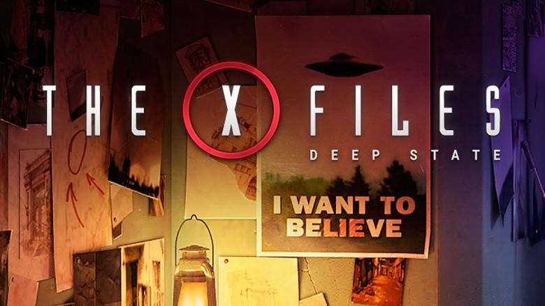 «X-Files: Deep State» – истина откроется в 2018 году