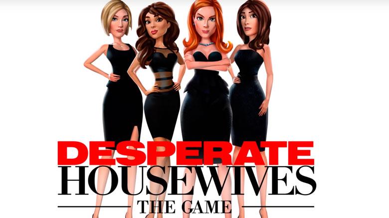 «Desperate Housewives: The Game» или что мы знаем о жизни отчаянных домохозяек