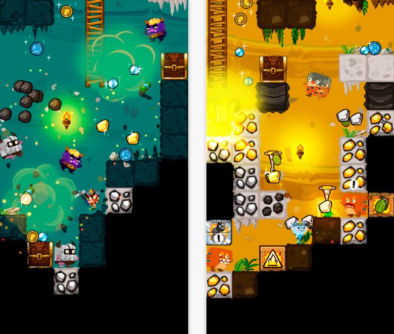 «Pocket Mine 3» — кирку в руки и вперёд в шахты!