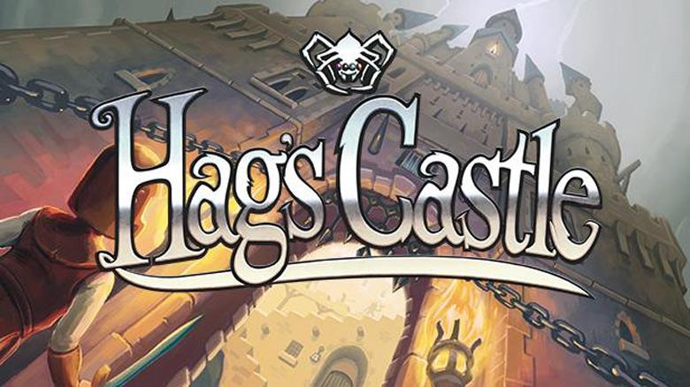 «Hag's Castle»: спасите дракончика из ведьминого замка