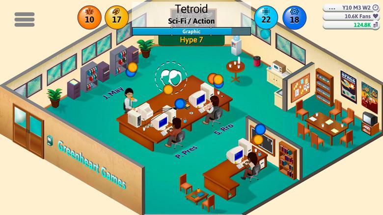 «Game Dev Tycoon»: мобильный порт культового тайкуна вышел для iOS – постройте свою империю по разработке игр