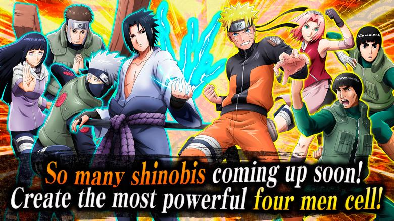 «Naruto x Boruto Ninja Voltage» – станьте настоящим ниндзя