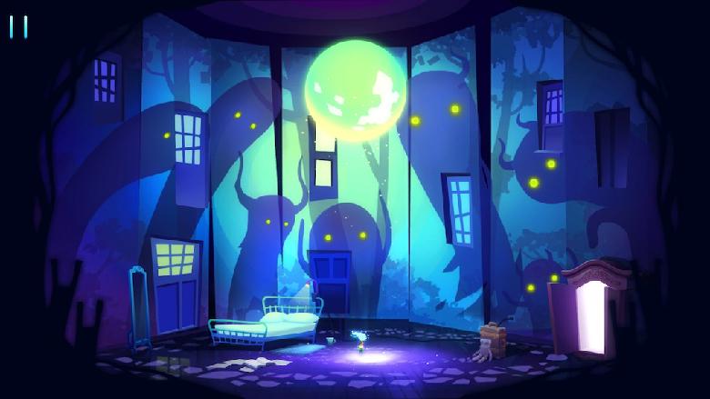 «Shadow Mist»: я и моя тень
