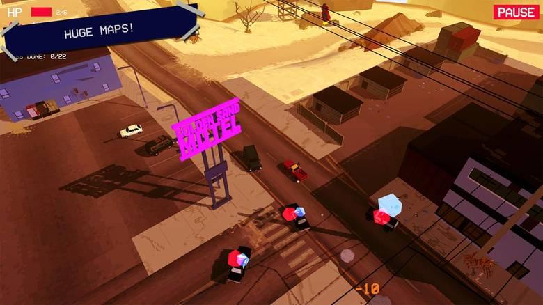 «PAKO 2» выйдет на iOS и Android. Гоночная игра, где наша основная задача – это грабить и скрываться от полиции