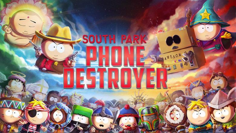 Анонс игры «South Park: Phone Destroyer» по мотивам популярного анимационного сериала Южный Парк