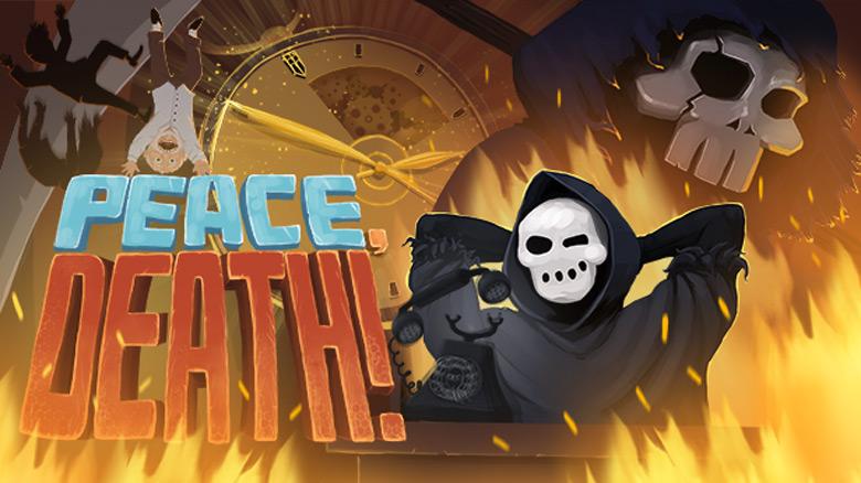 «Peace, Death!»: в компанию Смерти требуются стажёры!