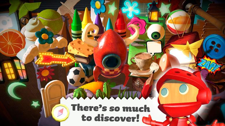 Очаровательная «WonderWorlds» появилась в российском App Store