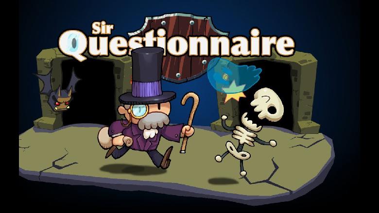 Трейлер «Sir Questionnaire»: один алмаз или клюкой в глаз?