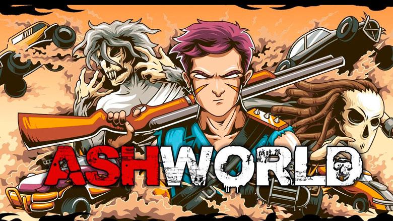 Ashworld – постапокалиптический экшен с открытым миром от создателя Heroes Of Loot