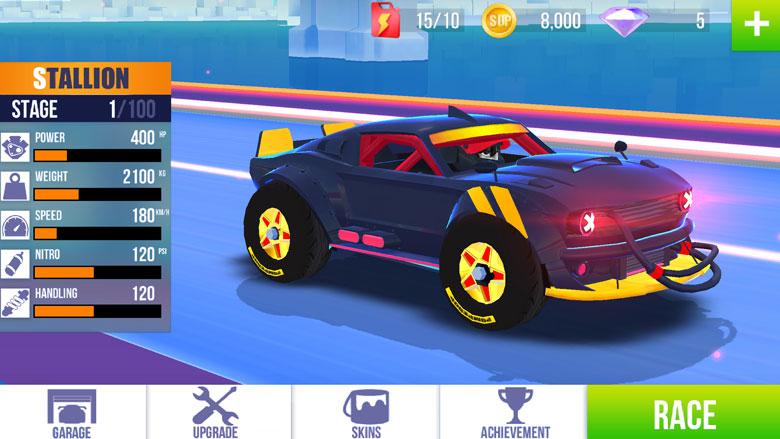 Релиз красочной мобильной гонки «SUP Multiplayer Racing» на iOS