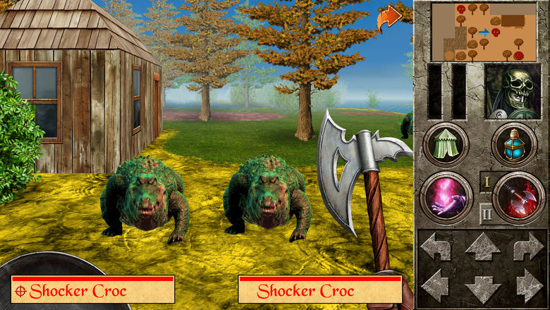 HD-переиздание дополнения «The Quest: Hero Of Lukomorye 3» появилось в AppStore