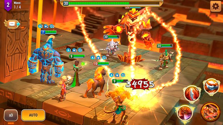 Началась предварительная регистрация на «Might & Magic: Elemental Guardians» – новую стратегическую RPG от Ubisoft
