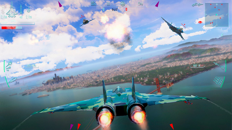 «Sky Gamblers: Infinite Jets» – главный соперник «Ace Combat» от Atypical Games