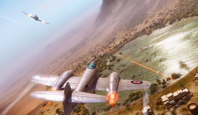 «Sky Gamblers: Storm Raiders 2» – новая часть популярной серии авиасимуляторов про Вторую мировую войну