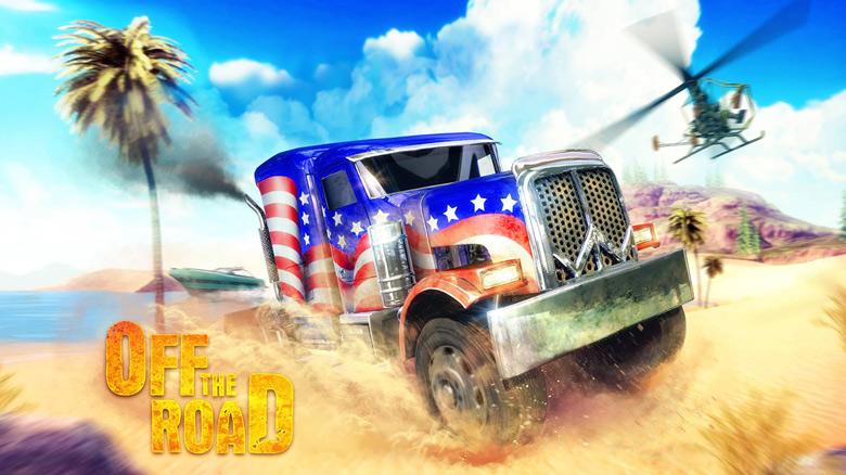 «Off The Road» – sandbox-гонки по бездорожью от Dogbyte Games