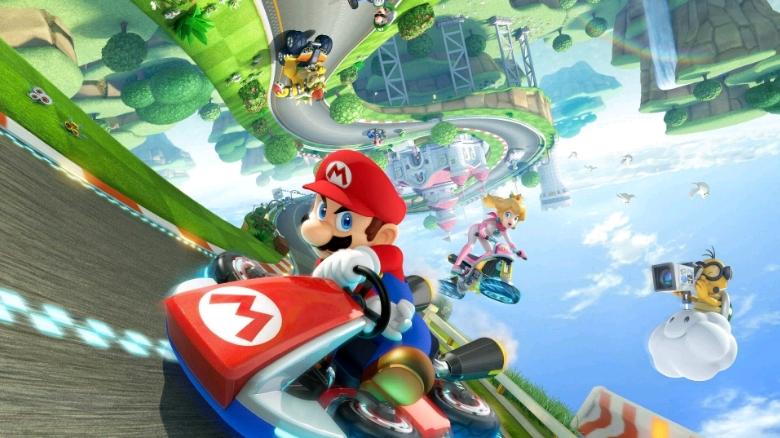 Nintendo анонсировала новую игру для мобильных устройств — «Mario Kart Tour»