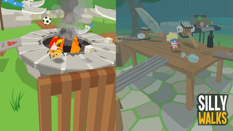 Анонсирован приключенческий пазлер от художника серии «Angry Birds» под названием «Silly Walks»