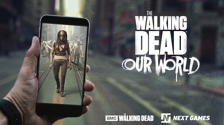 Состоялся глобальный запуск «The Walking Dead: Our World»