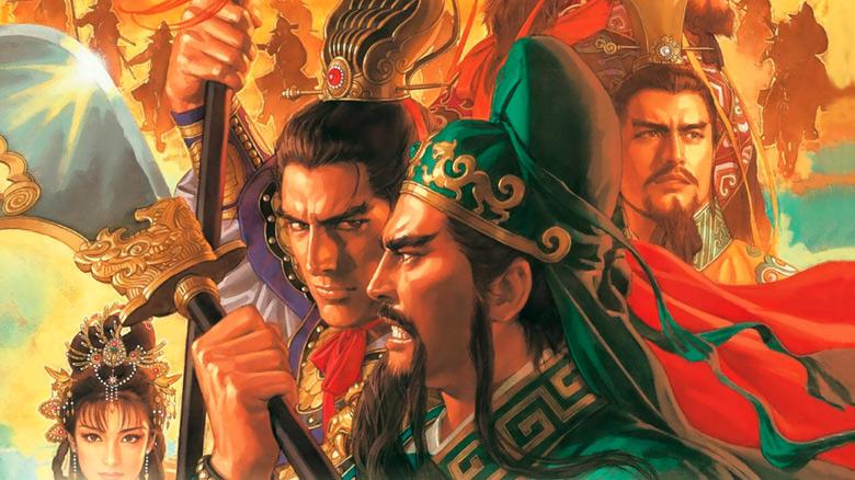 «Romance of the Three Kingdoms XI»: хит классических японских стратегий спешит на мобильные устройства