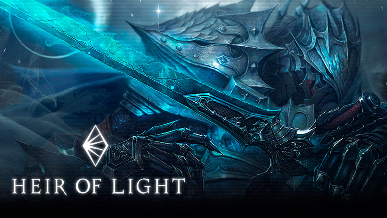 Начался закрытый бета-тест новой RPG «Heir of Light» под издательством Gamevil