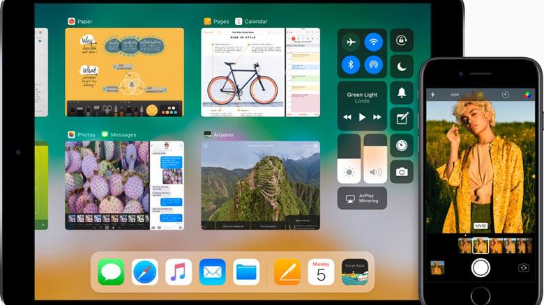 Состоялся релиз iOS 11 для iPhone и iPad