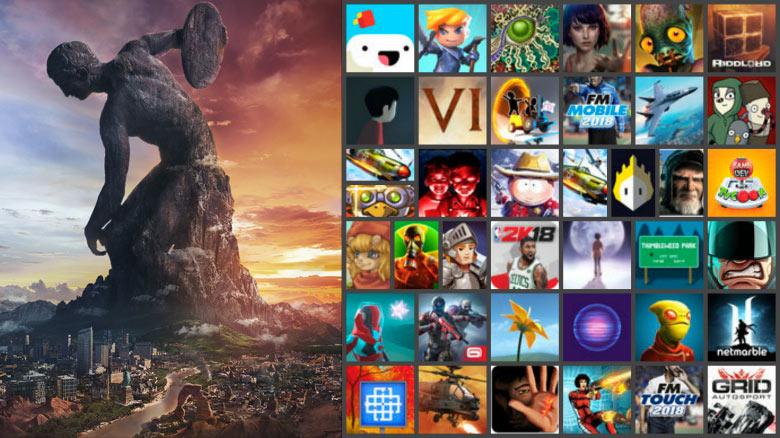 88 лучших игр для iOS и Android, вышедших в 2017 году (часть 1)