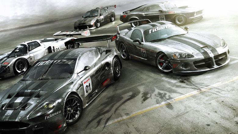 «GRID Autosport» – заведомо лучший автосимулятор для iOS