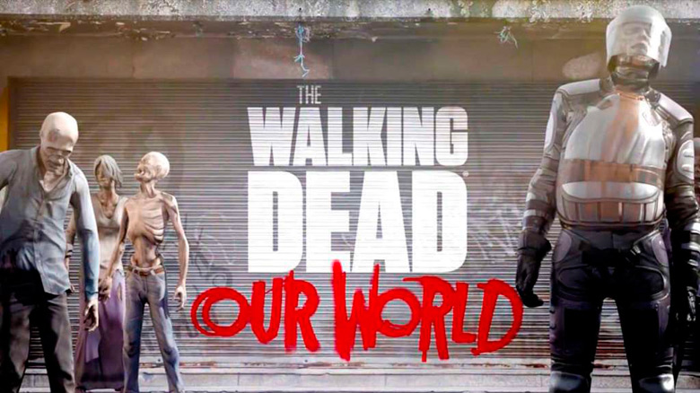 «The Walking Dead: Our World» готовится к глобальному запуску в июле