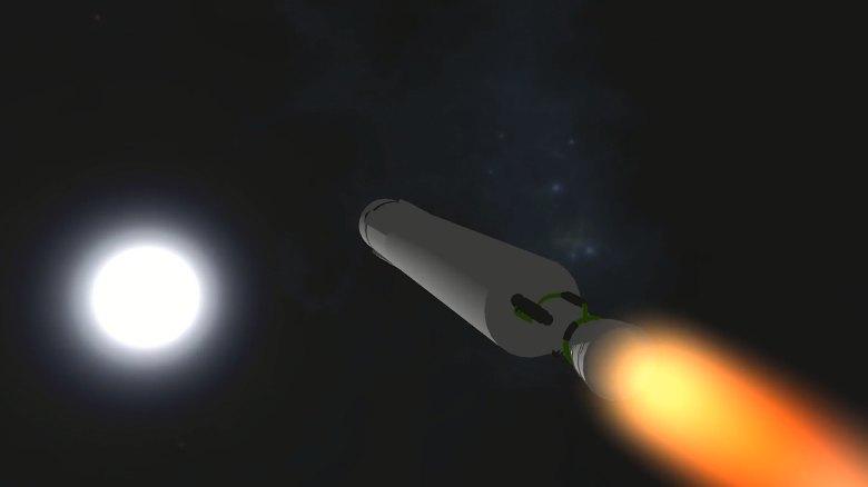 «SimpleRockets 2» — постройте и запустите свою собственную ракету