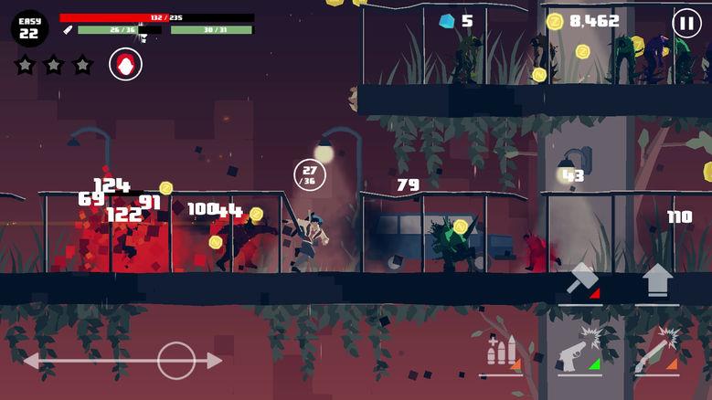 «Dead Rain»: занимательный платформер про… зомби!
