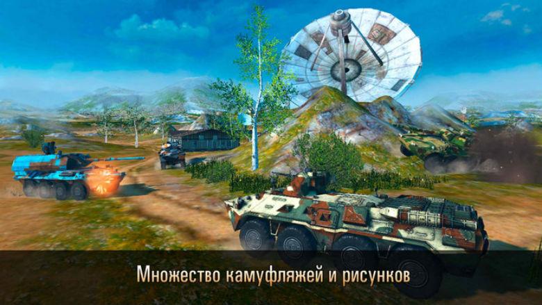 Релиз «Metal Force: War Modern Machines», новой игры про сражения на танках