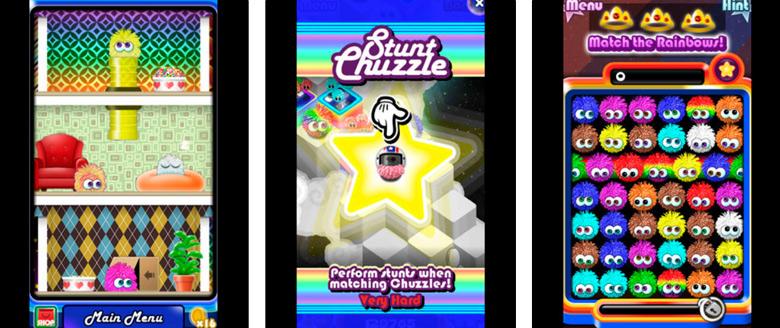 «Chuzzle 2» – яркая и веселая головоломка вернулась и стала ещё лучше!