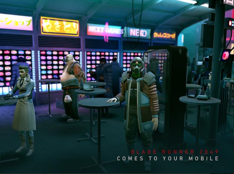 Бета-версия «Blade Runner 2049» уже доступна для Android