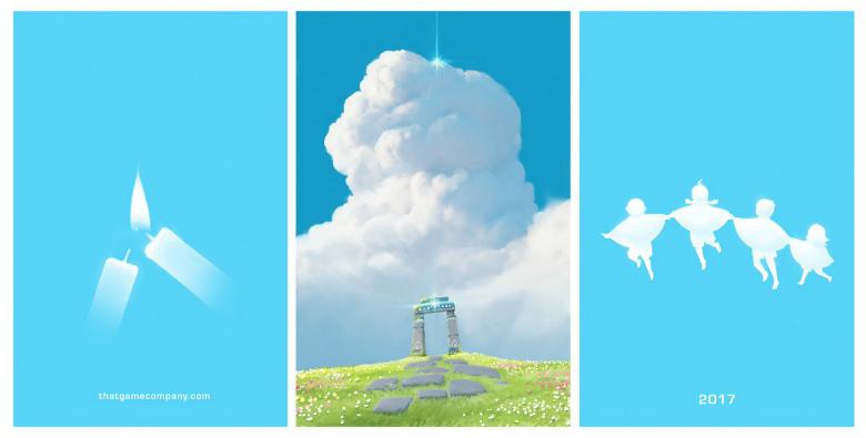 Sky – эксклюзив для iPhone и iPad от разработчиков знаменитой Journey