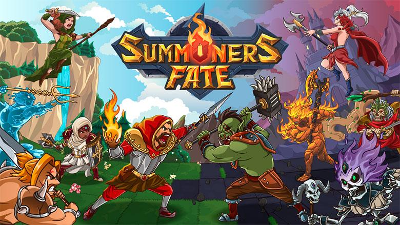 «Summoners Fate»: авторская пошаговая top-down RPG