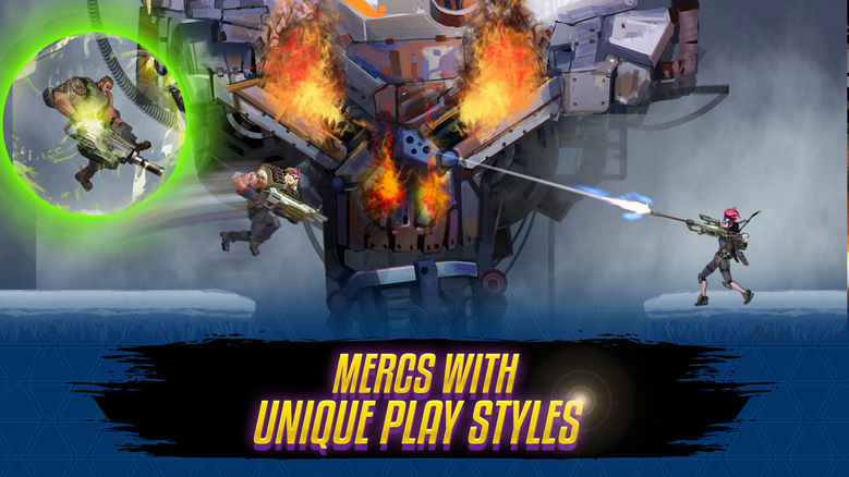 Многопользователськая онлайн-арена «Mayhem – PvP Arena Shooter» наконец-то добралась до App Store